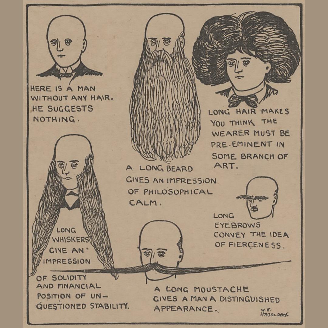 Daily Mirror, England, January 22, 1909